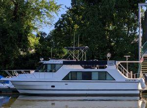 1993 Harbor Master Coastal Cruiser
