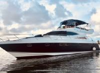 1998 Viking Princess 56 Sport Cruiser