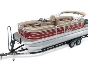 2022 Sun Tracker Party Barge 22 XP3