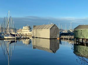 2019 Custom Boathouse