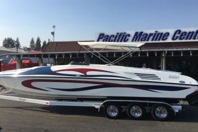 2000 Essex Boats Alandra w/ Twin Mercury 6.2L MPI - 640 HP!
