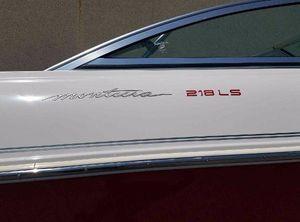 2003 Monterey 218LS Montura