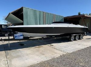 1979 Arizona Homemade Boats Warlock Offshore 30