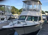 1984 Hatteras Flybridge Fisherman