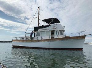 1968 Atlantic Trawler Pleasure Trawler