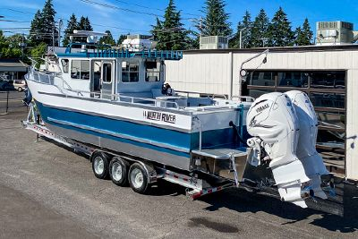 2022 North River 33 Offshore WA - SPECIAL ORDER