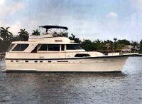 1984 Hatteras 53 Motoryacht
