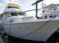 1988 Hatteras 65 Motoryacht