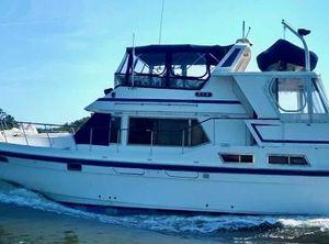 1986 Oceania 40 SunDeck Trawler