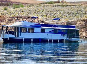 1999 Boatel Pontoon Houseboat
