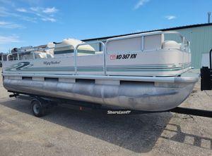 2000 Misty Harbor Boats 2020RE 50HP SEA LEGS