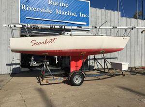 1986 J Boats J/24