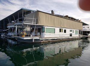 1990 Stardust Cruisers Houseboat