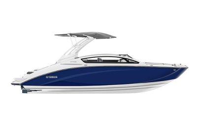 2022 Yamaha Boats 275 SE