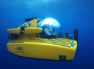 2018 Triton 1650/3LP Submarine