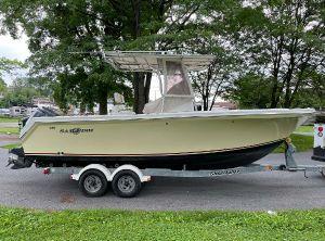 2005 Sailfish 236 CC