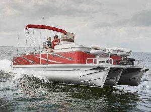 2021 Angler Qwest 818 Fish N Cruise