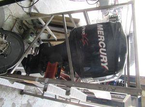 2008 Mercury 250 Hp Optimax Pro Xs