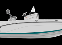 2022 Yamaha Boats 195 FSH Deluxe