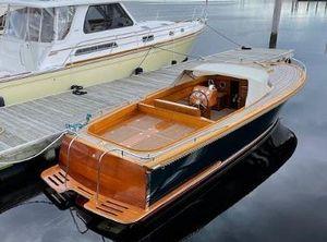 1997 Beaver Yachts Picnic Launch