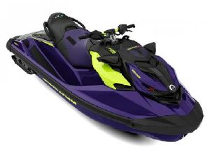 2021 Sea-Doo RXP-X 300 MP With iBR and SS