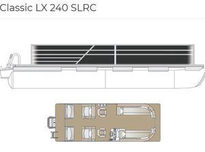 2022 Crest Classic LX 240 SLRC