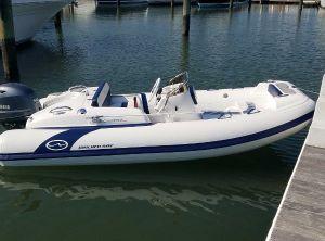 2021 Walker Bay Generation 400 DLX