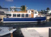 2007 Schooner Creed Boat Works Flush Deck Passenger Launch