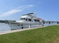 2002 Grand Alaskan 64 Flush Deck Motoryacht