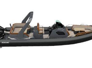 2022 Zodiac MEDLINE 9 NEO Helm Master EX Twin 300hp On Order