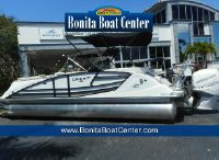 2022 Crest Savannah 250 L Pontoon Boat