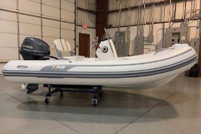 2020 AB Inflatables Oceanus 12 VST