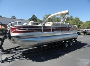 2020 Tracker Sun Tracker Fishin Barge 22