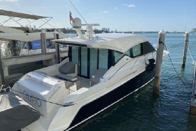 2018 Tiara Yachts 53 Coupe