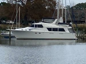 1990 Vantare 56 Expedition Pilothouse