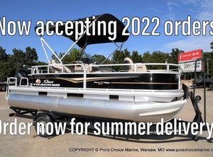 2022 Sun Tracker Bass Buggy 18 DLX
