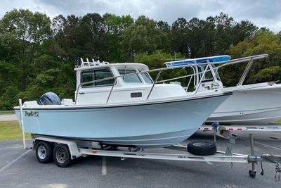 2021 Parker 2120 Sport Cabin