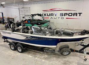 2017 Crestliner 2150 Sportfish