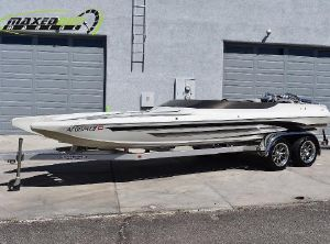 2007 Daves Custom Boats Mach 22