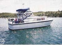 1973 Marinette 32 Express Fisherman