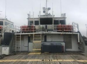 2005 Commercial 160' SUPPLY-CREW BOAT