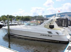 2001 Wellcraft 45 Excalibur