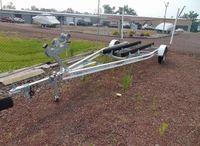 2019 Load Rite Aluminum Single Axle Skiff LR-AS212800102TSV