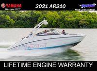 2021 Yamaha Boats AR210