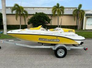 2003 Sea-Doo Sport Boats Sportster