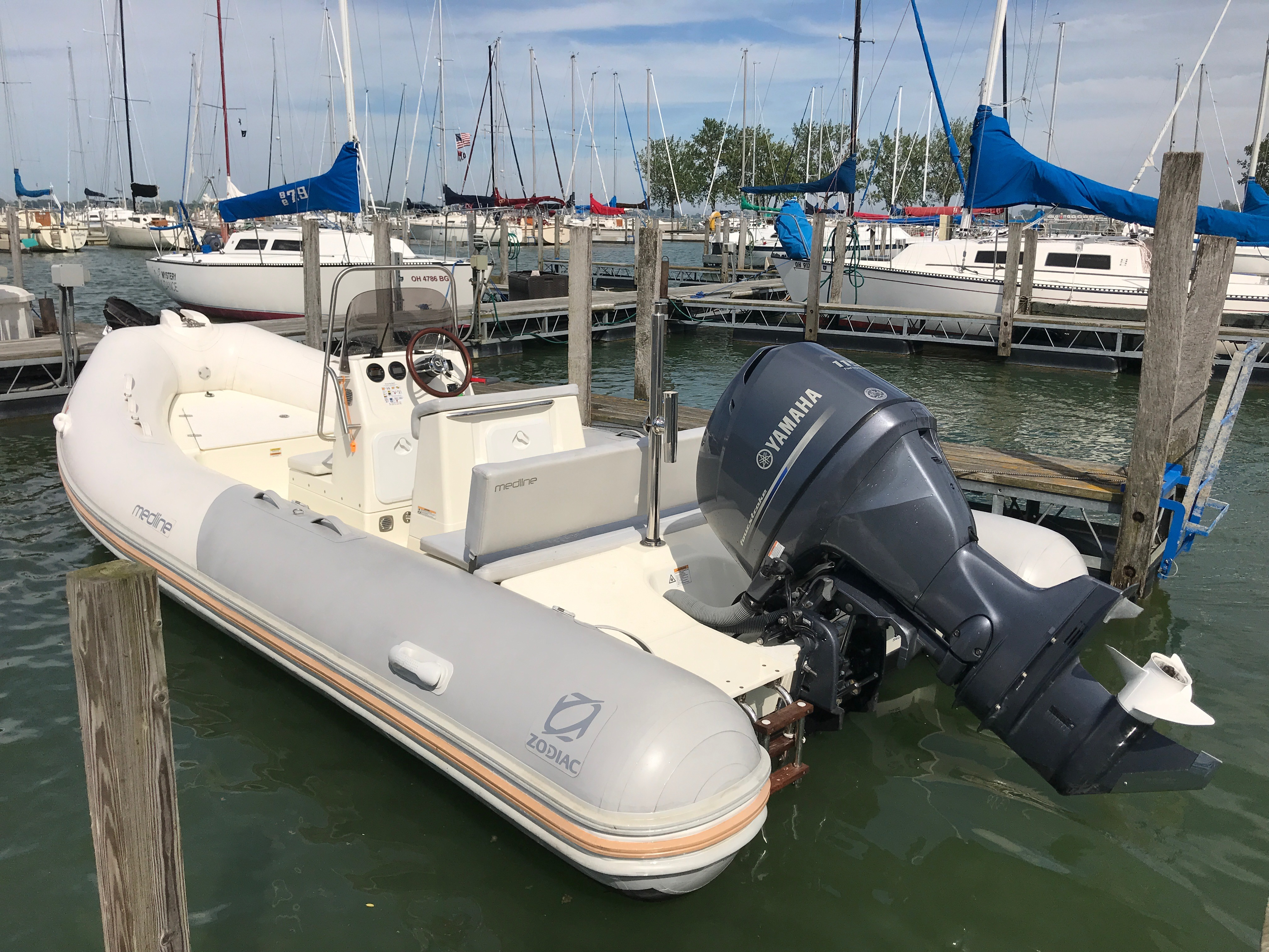 Zodiac boats for sale - Boat Trader