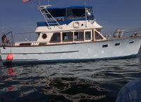 1981 Ocean Alexander Tri-Cabin Trawler