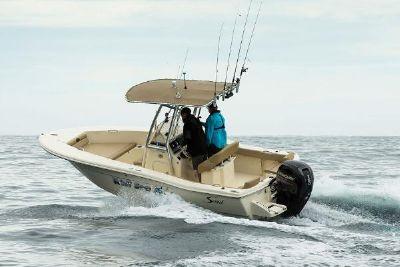 2022 Scout 195 Sportfish