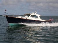2005 Hinckley 36 Picnic Boat Extended Pilothouse