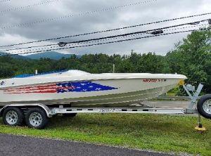 2021 Superboat 21'